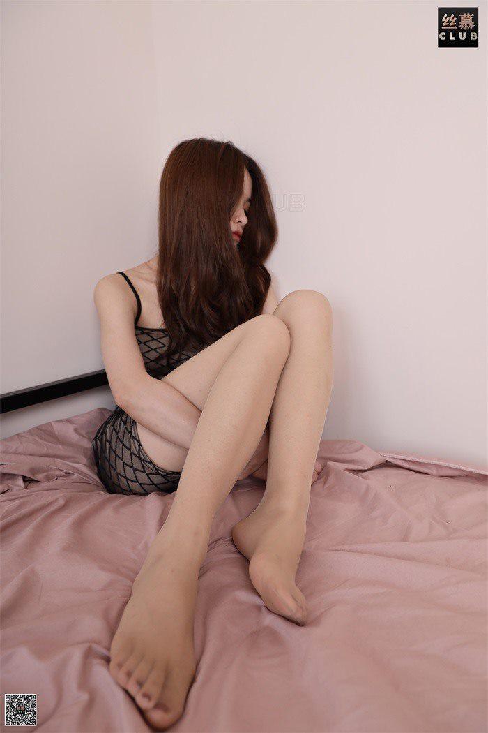 [丝慕GIRL] SM046 琳琳 天天一元《琳琳的红色高跟鞋》[56P/90.7M]